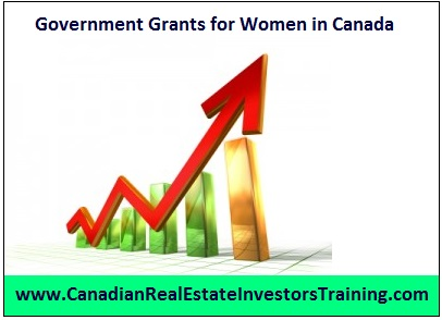Government Grants for Women in Canada